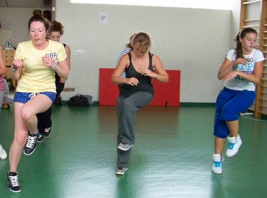 classe danse college
